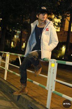 2018年渋谷原宿リアルスタイル【MTRL_SNAP】伊藤蓮