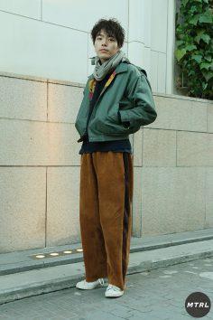 2018年渋谷原宿リアルスタイル【MTRL_SNAP】若野海音