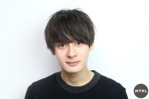 今回、マスクのつけ比べをしてくれたMTRLのモデルは冨田幸大くん!サロンモデルとしてもヘアカタログで大活躍。昨年は30回JUNONボーイコンテストでもベスト30に選ばれたイケメン。