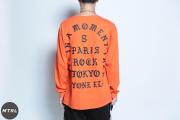 【みんな着てる】原宿の+8PARIS ROCK TOKYOって?