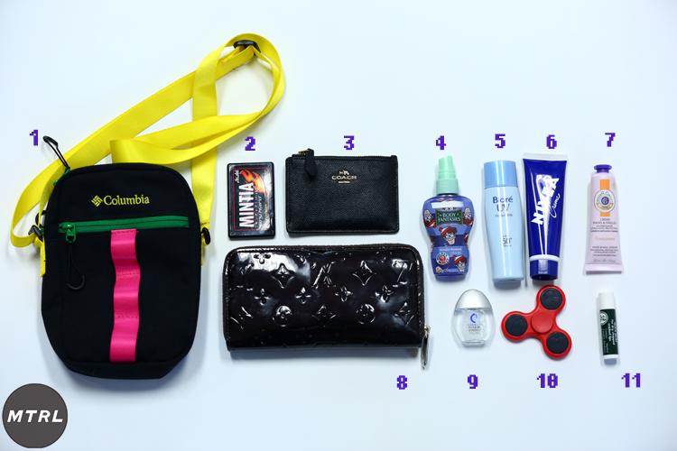 高校生のバッグの中身には何が?リップクリームや日焼け止めなど女子力の高いものもの満載です