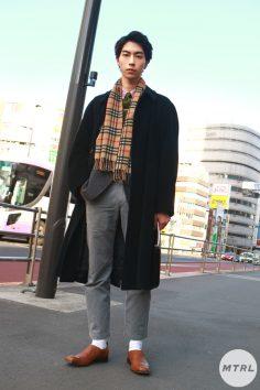 2018年渋谷原宿リアルスタイル【MTRL_SNAP】小木純之介