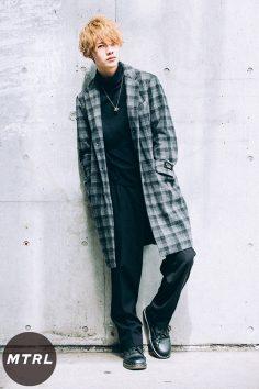 【SNAP】2018年渋谷原宿リアルコーデ:市川慶一郎