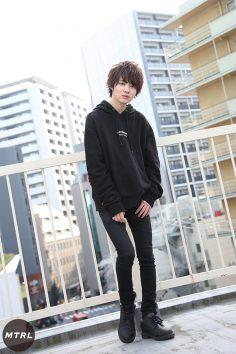【SNAP】2018年渋谷原宿リアルコーデ:齊藤崇太