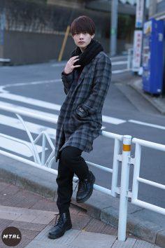 2018年渋谷原宿リアルスタイル【MTRL_SNAP】市川慶一郎