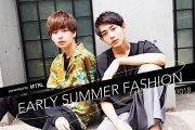 2018年S/S 真夏のトレンドファッション情報&コーデ集