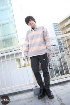 【SNAP】2018年渋谷原宿リアルコーデ:永吉一真