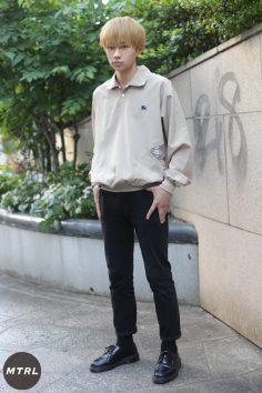 【SNAP】2018年渋谷原宿リアルコーデ:井之川晶
