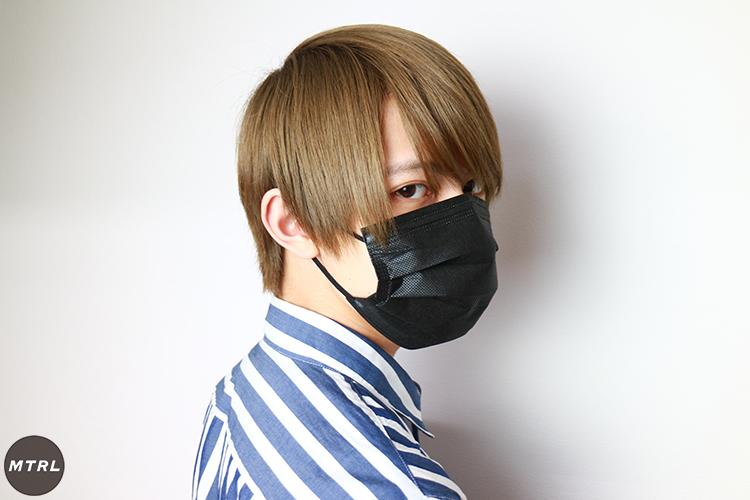 ぶっちゃけ黒マスクどう思う?! 女子の黒マスクに対するリアル