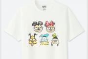 「MICKEY ART」UTが6月4日(月)よりユニクロ全店舗で発売開始!