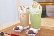 【デート】本格和カフェ「cafe煉屋八兵衛」で和スイーツを堪能!