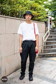 【SNAP】2018年渋谷原宿リアルコーデ:小峰功