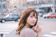 【山手線美女】渋谷駅編:松本楓加