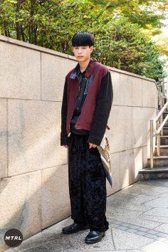 【SNAP】2018年渋谷原宿リアルコーデ:石川大樹
