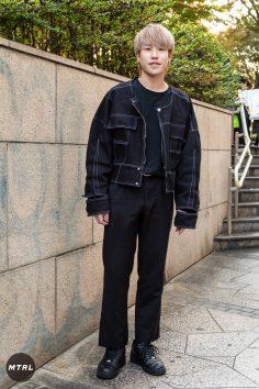【SNAP】2018年渋谷原宿リアルコーデ:本田伝馬