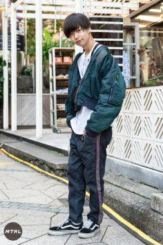 【SNAP】2018年渋谷原宿リアルコーデ:米村俊哉