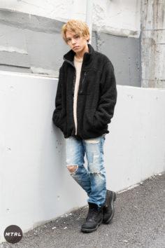 【SNAP】2018年渋谷原宿リアルコーデ:小川哲央