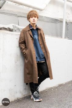 【SNAP】2018年渋谷原宿リアルコーデ:冨田幸大
