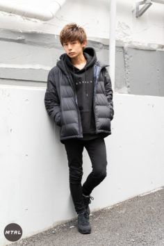 【SNAP】2018年渋谷原宿リアルコーデ:国広拓馬