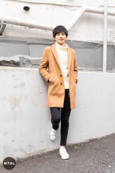 【SNAP】2018年渋谷原宿リアルコーデ:松末大羽