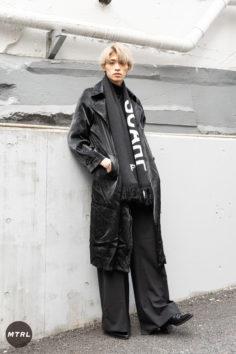 【SNAP】2018年渋谷原宿リアルコーデ:別府由来