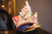 福岡の新名物!海輪亭の「3D海鮮丼」のボリュームがやばい!