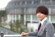中学を卒業して会社の広報に。今注目の15歳、中野悠聖くんにクローズアップ!