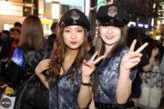 【画像大量!300人超え】#渋谷ハロウィン2019