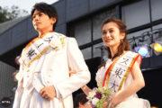 ミス東大2019グランプリは上田彩瑛さん、ミスター東大2019は木瀬哲弥くんに決定!