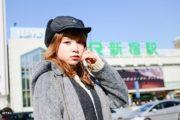 【山手線美女】新宿駅編:中安みさと