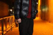 【SNAP】冬の男子大学生リアルコーデ:タカハシジョウ