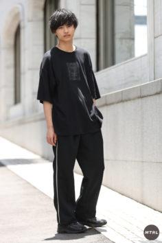 【SNAP】2020年渋谷原宿リアルコーデ:松原涼